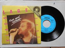 Schallplatte  ST45 Vinyl. Klaus Lage Band