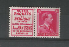 "PU152 XX ""Ange Hanssens paquets"" !"