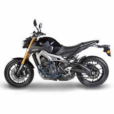 MeterMall para Yamaha MT-09 FZ-09 FJ-09 MT-09 Tracer//Tracer 900 2014-2016 Accesorios de Motocicleta Cubierta de protecci/ón del Tanque de recuperaci/ón de refrigerante Azul