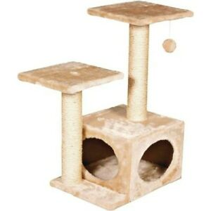 "Trixie Valencia Cat Tree, Beige, Brown (12.75"" x 17.25"" x 27.75"")"