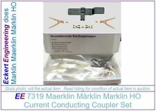 EE 7319 NEW Marklin HO Current Conducting Coupler Set with Original Box (OBX)