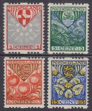 R74-77 Roltanding kinderzegels 1926 postfris (MNH)