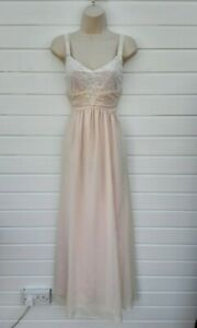 LONG DRESS,MAXI,PARTY,50'S,60'S,70'S REPRO-VINTAGE STYLE,SEQUINNED,SIZE 6-8 APP