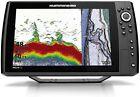 HUMMINBIRD HELIX 12 CHIRP G4N GPS FISH FINDER 411430-1