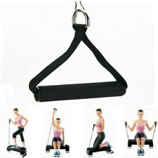 1pc Tricep Rope Machine Attachment Hand Gripper Fitness Rope Arms Strength