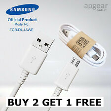 Genuine Official USB Chargeur Câble de charge pour Samsung galaxy s3 s4 s5 note