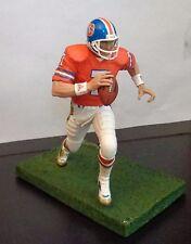 "McFarlane JOHN ELWAY Denver Broncos Orange Jersey 6"" Action Figure LOOSE"