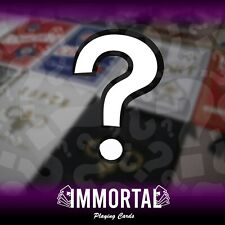 More details for mystery deck   try your luck   immortal playing cards   uspcc