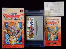 Dragon Quest 6 - Super Famicom SFC Nintendo Jap
