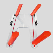 Indoor Outdoor Golf Train Swing Hitting Alignment Speed Trap Base Practice Tool