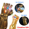 The Avengers Thanos Infinity Gauntlet Glove Panther Cosplay Costume For Kids