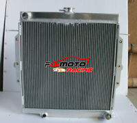 3 row Aluminum Radiator For Toyota Land Cruiser 75 Series HZJ75 1HZ 1990-2001 MT
