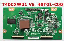 NEW Original AUO T-Con Board T400XW01 V5 Crtl BD 40T01-C00  SAMSUNG Vizio Logic