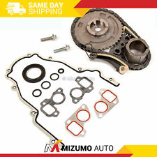 Timing Chain Kit Cover Gasket Fit 07-13 Buick Cadillac Chevrolet GMC 5.3 6.0 6.2