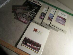 Factory Silk Cut Jaguar Racing Media Kit & Extra materials. 1990 & 1991