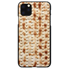 Hard Case Cover for Apple iPhone (Pick Model) Passover Matzah