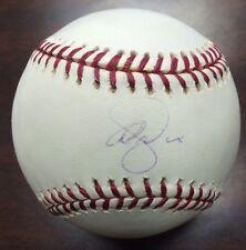 Adam Wainwright St. Louis Cardinals Signed Baseball MLB HOLO Rookie Sig 6/4/06