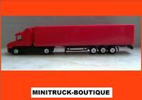 Truckrohling +++ Scania Hauber Sattelzug (rot / red)