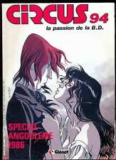 Circus n°94 de janvier 1986