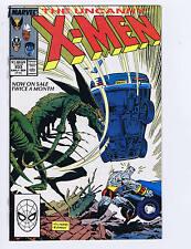 X-Men #233 Marvel 1988