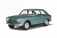 1:18 Otto Mobile Peugeot 204 Coupe 1967–1970 blue OT196 SHIPPING FREE Worldwide