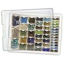 Darice EWC0510 45-Piece Bead Storage Solutions Storage Tray