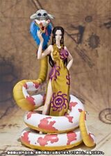 Figuarts ZERO One Piece BOA HANCOCK & SALOME GOLD Ver PVC Figure BANDAI Japan