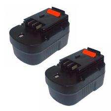 2X 14.4V Battery for BLACK&DECKER & FIRESTORM 499936-34 499936-35 A144 A14 HPB14