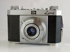 Okaya Lord 35 35mm Film Camera Highkor-C 4cm f3.5 Lens... Tested & Working EXC