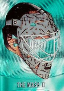 2002-03 Between the Pipes The Mask II #3 Steve Shields