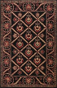 Geometric Traditional Assorted Oriental Area Rug Hand-tufted Classic Carpet 6x8