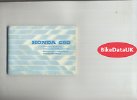 Honda C90 Cub Z2 K3 (77-79) Genuine Factory Issue Owners Riders Manual C-90 DF72