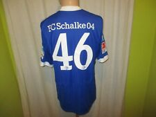 FC Schalke 04 Adidas Formotion Testspiel Matchworn Trikot 2012/13 + Nr.46 Gr.L