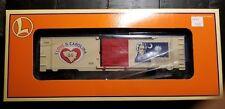 Lionel 19987 I Love South Carolina Box Car New in Box! (13N)