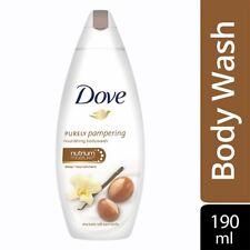 Dove Shea Butter and Warm Vanilla Body Wash, 190ml Free Shipping