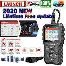 Auto OBD2 Car Fault Code Reader Diagnostic Scanner Tool Check Engine Light I/M