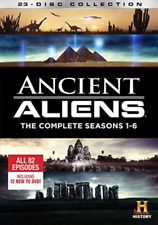 Ancient Aliens The Complete Seasons 1-6 DVD 23 Disc