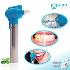 Polisseur dentaire idéal pour blanchiment des dents professionnel White First