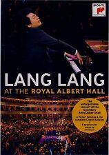 BRAND NEW DVD // LANG LANG AT THE ROYAL ALBERT HALL // NOV 2013