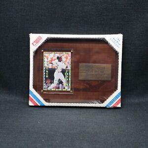 Vintage Michael Jordan Sealed Limited Edition Chicago White Sox Plaque
