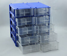 SPACE Sortimentskasten SET Kleinteilebox Box Kiste Sortierkasten Sortimentsbox