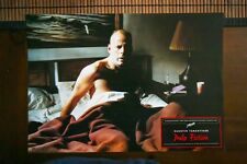 PULP FICTION Original THE BOXER Lobby Card BRUCE WILLIS QUENTIN TARANTINO