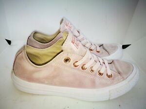 Converse suede casual trainers size 5