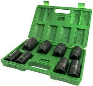 SET BUSSOLE 3/4 LUNGHE - 21/41mm - 8pz - impatto utensili aria -