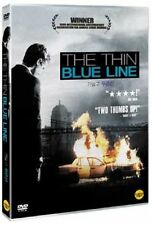 The Thin Blue Line (1988) Randall Adams, David Harris DVD *NEW