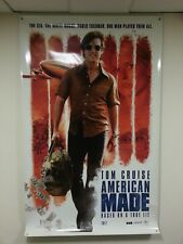 Large moviebanner American Made (Tom Cruise)