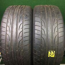 2x Sommerreifen 275/50 R20 109W Dunlop SP Sport Maxx MO mit 5 mm Profil