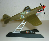 Matchbox® Collectibles 92107: CURTIS P-40E - WK II - Metallflugzeug, neu in OVP