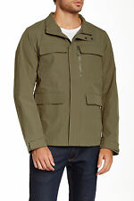 THE NORTH FACE MOUNTAIN VIEW WIND JACKET BURNT OLIVE MENS SIZE XL NEW