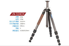 Leofoto LN324CH  Professional Carbon Fiber Tripod Portable Camera LN-324CH